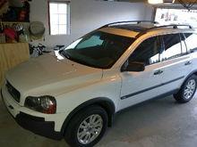 Garage - Wifey's XC90