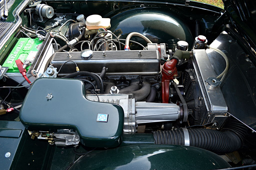 1971 Triumph Tr6 Supercharged Tn Usa Buy Sell