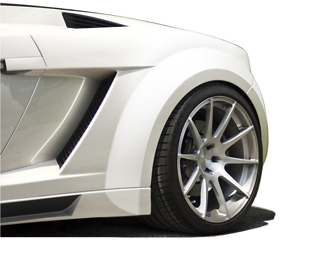 04-08 Lamborghini Gallardo AF-1 Wide Body