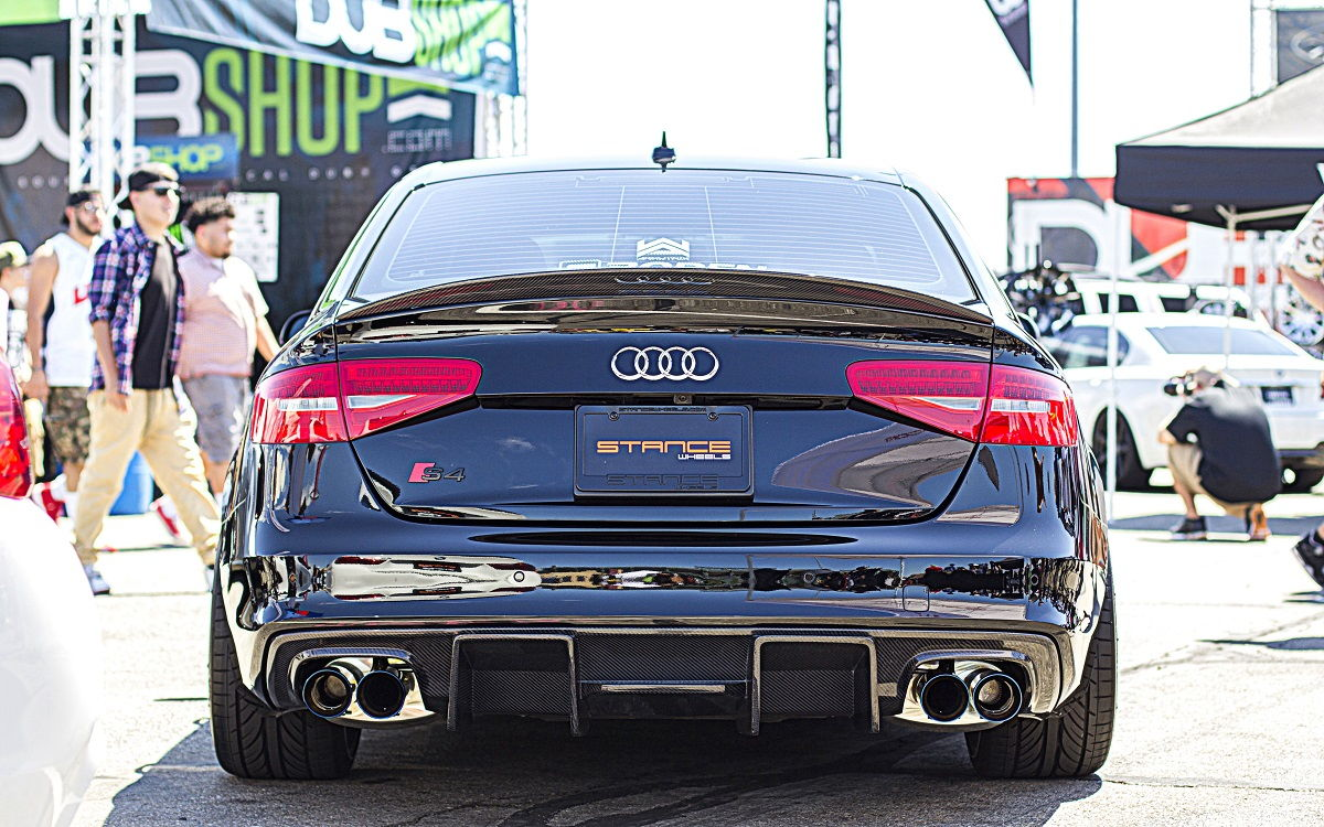 Audi S4 Race Car Sounds with Armytrix Cat-Back Valvetronic Exhaust - 6SpeedOnline - Porsche ...