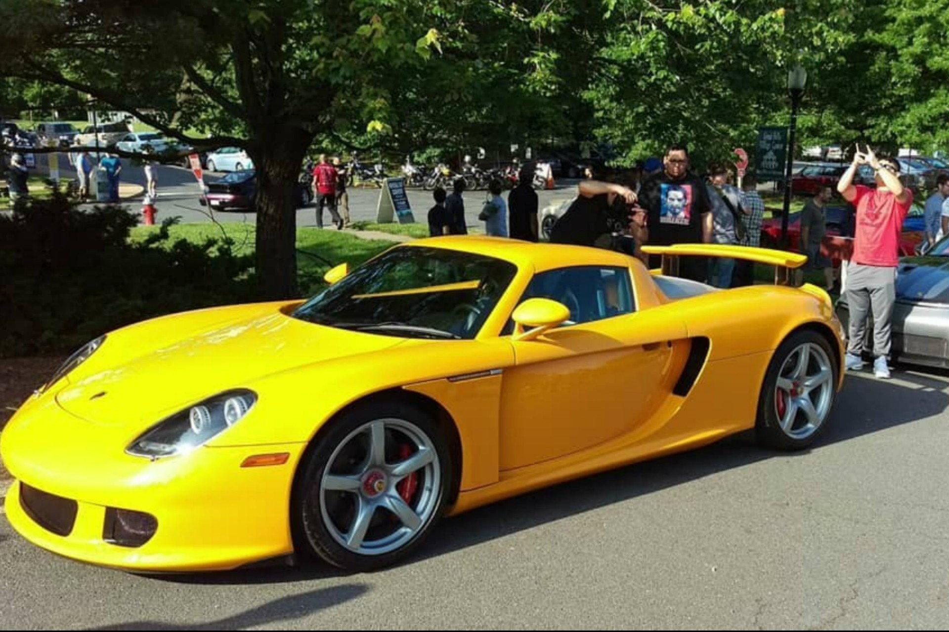 Naked Carrera GT - 6SpeedOnline - Porsche Forum and Luxury