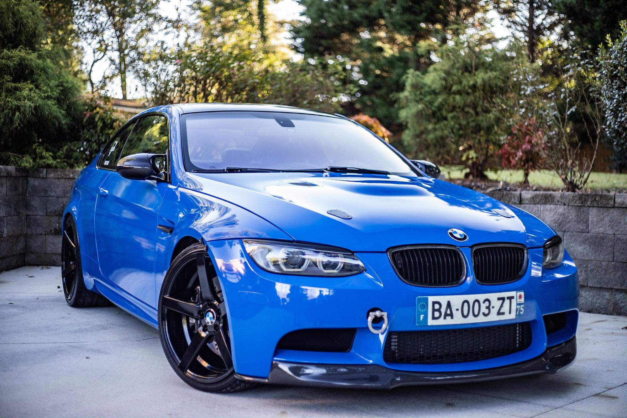 Blue BMW 330e M Sport 2021 4K 5K HD Cars Wallpapers   HD
