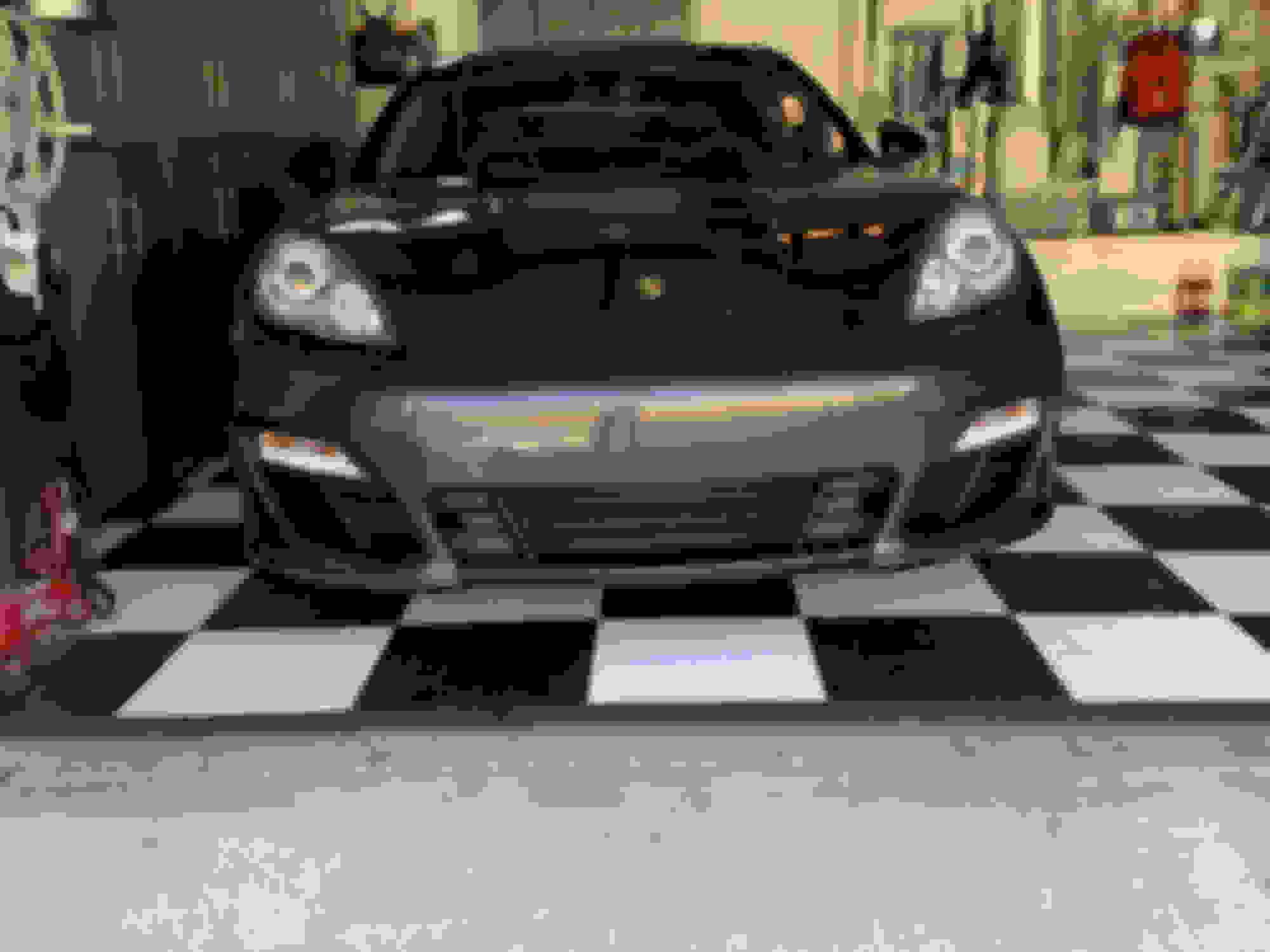 Ideas for grille mesh on a turbo - 6SpeedOnline - Porsche