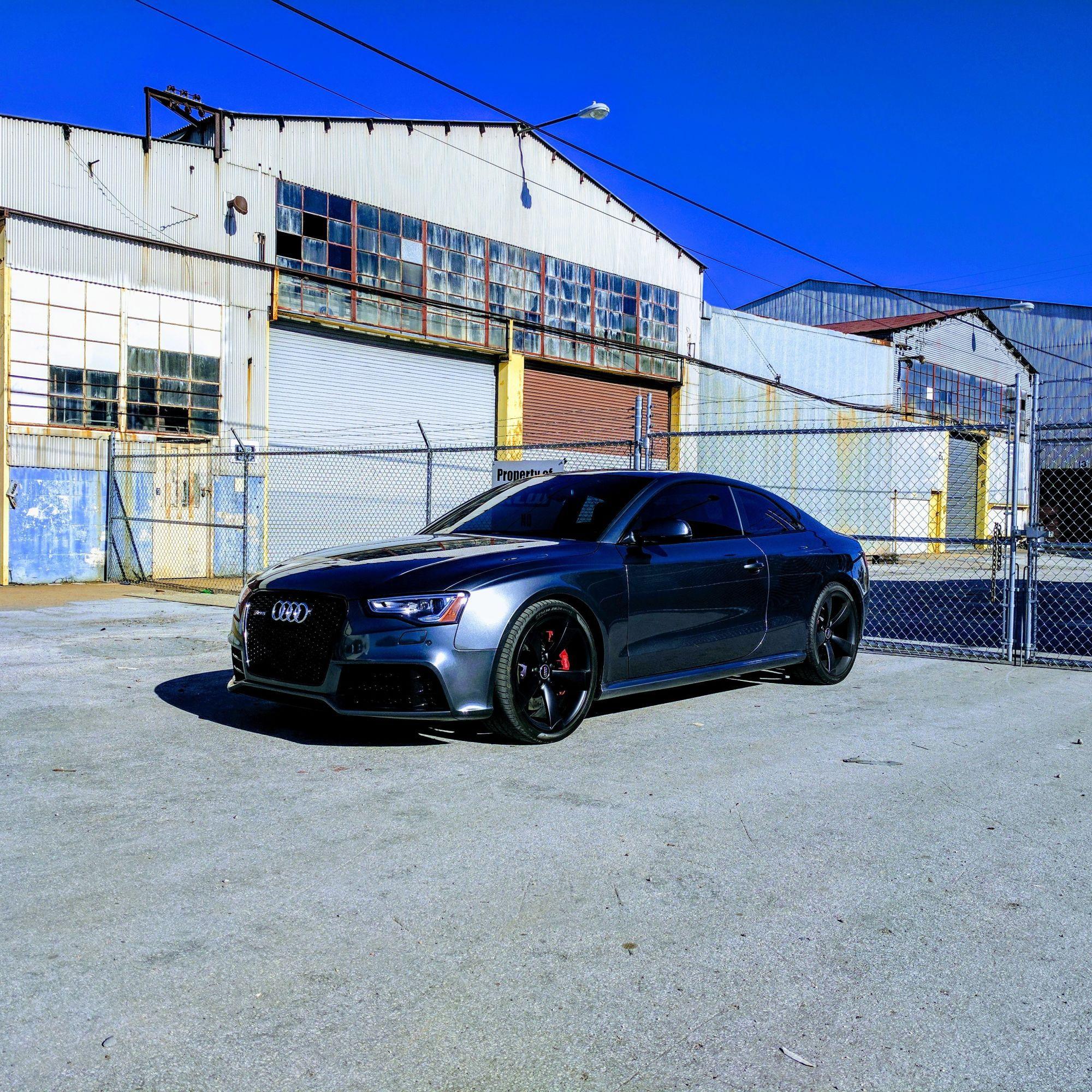 Audi A5 OEM Audi RS5 Rotor Wheels 20x9 Et26 Location