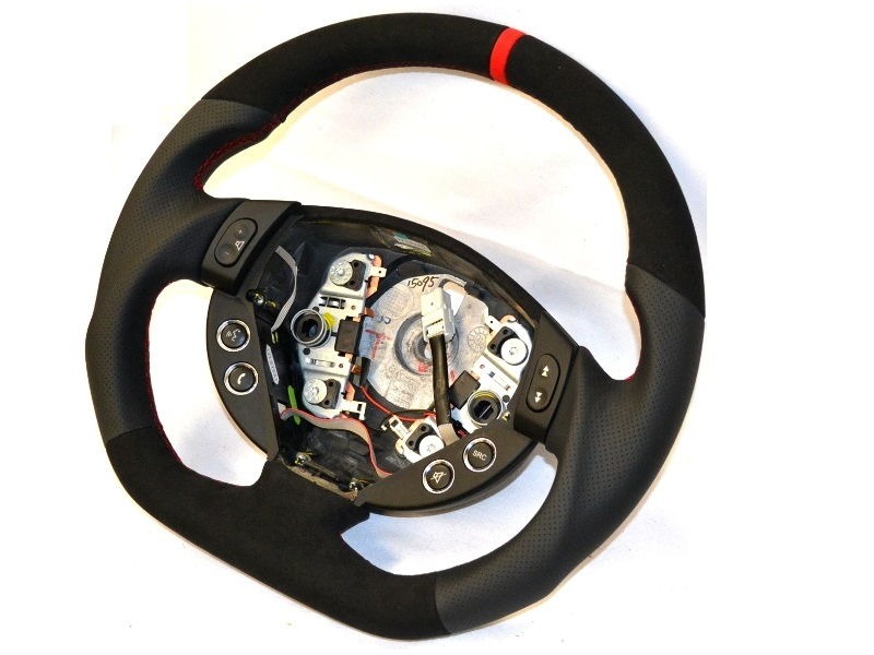 Maserati Steering Wheel Projects By Dctms 6speedonline
