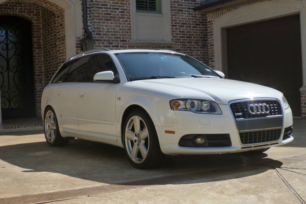 audi a4 2007 a4 avant 3 2l s line texas car audiworld forums. Black Bedroom Furniture Sets. Home Design Ideas
