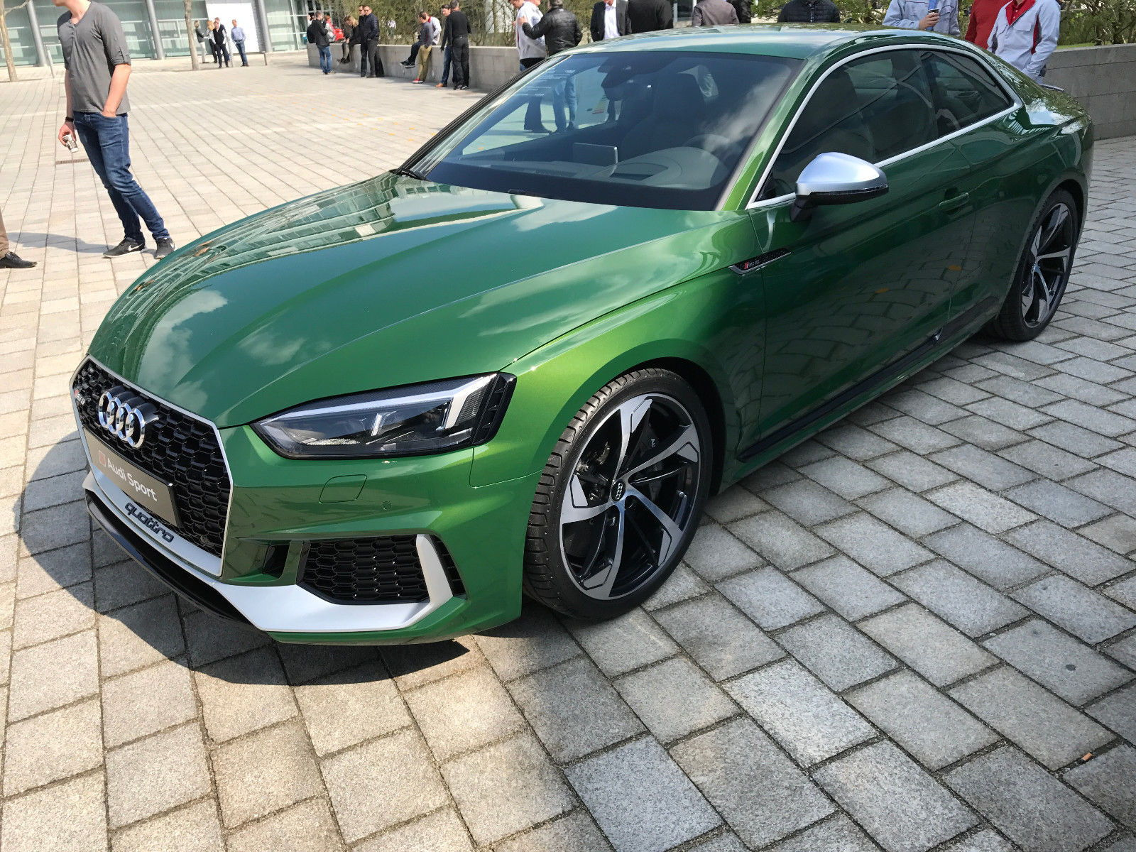 A Green Rs5 Audiworld Forums