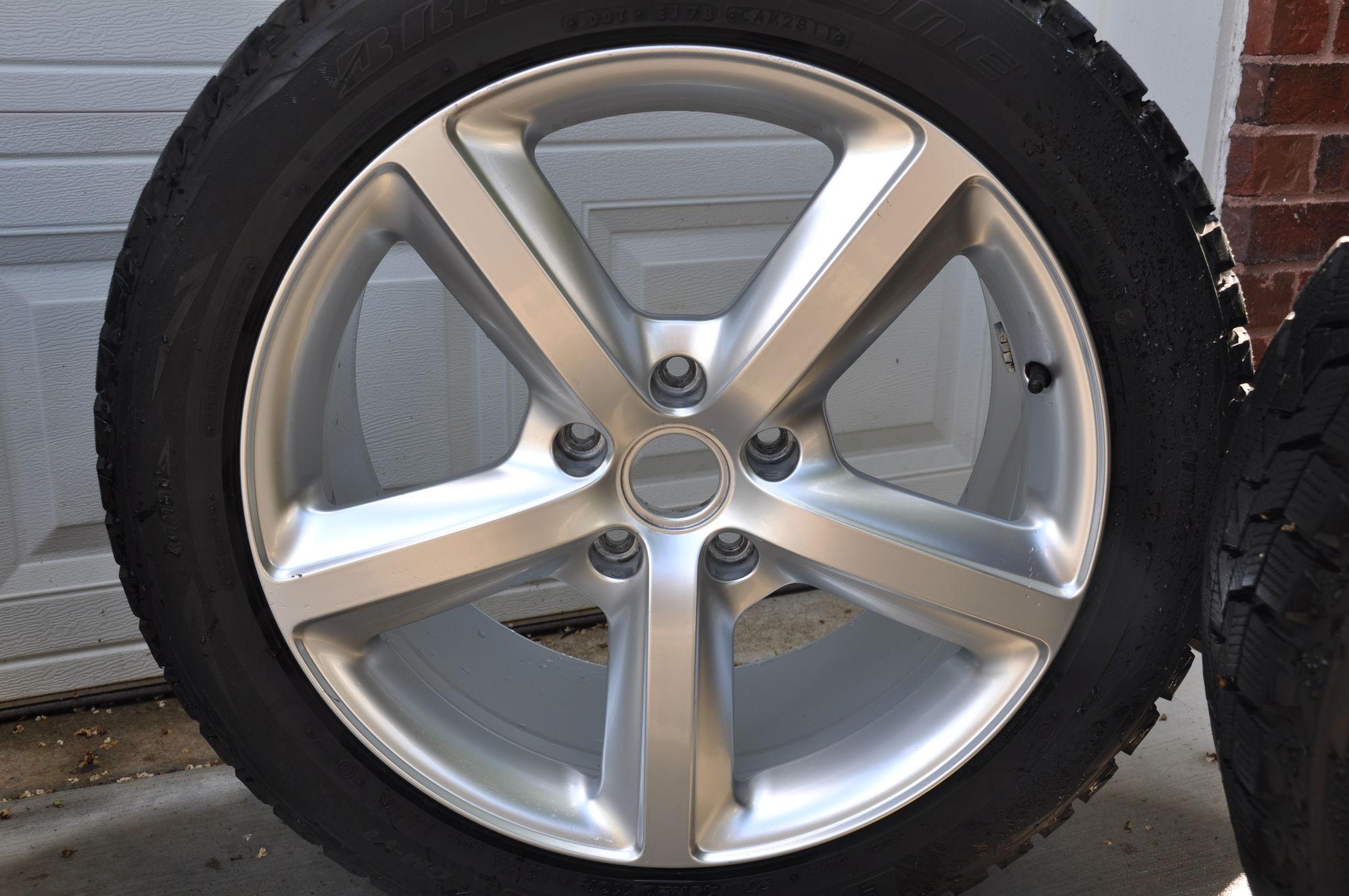 Tire Diameter Chart Audiworld Forums
