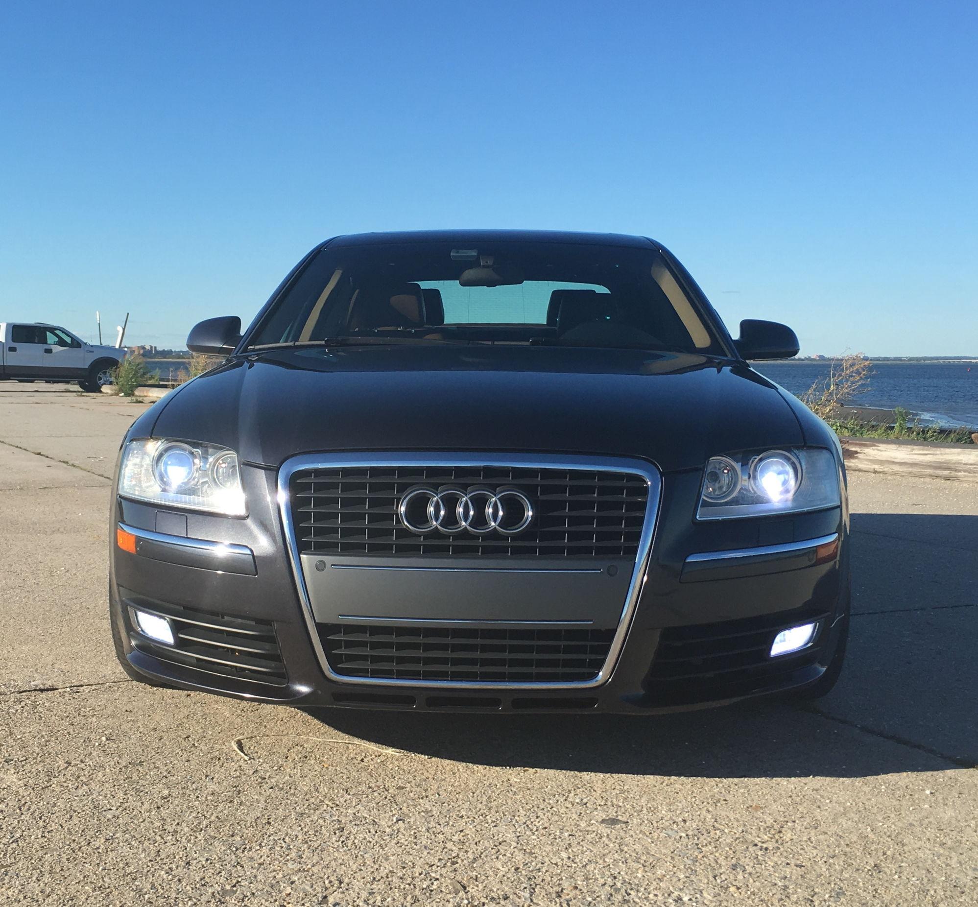 Audi A8 (MINOR MODDED) 2006 Audi A8L 95k Miles $15K