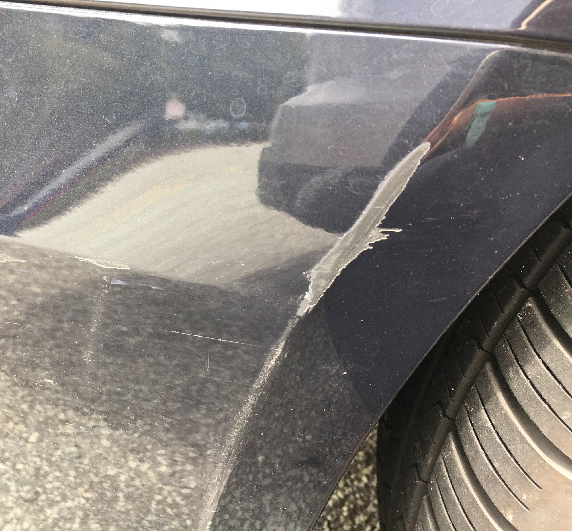 Cost To Fix Rear Bumper Scrape Audiworld Forums