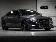 My A5 S-Line