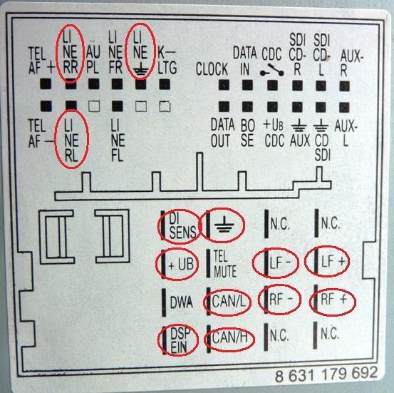 Audi Concert wiring - AudiWorld Forums