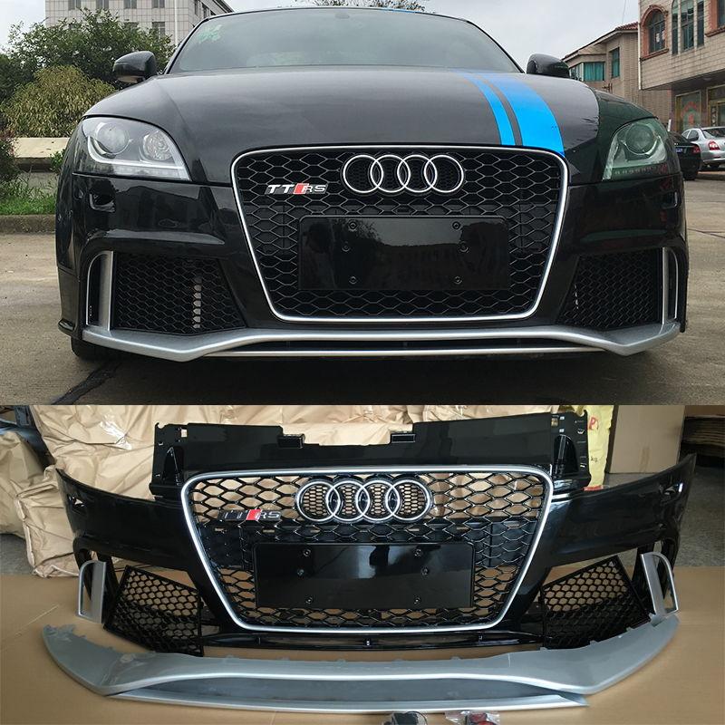 Audi TT Rs Front Bumper Conversion