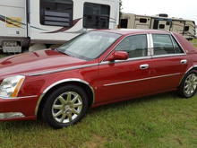 2009 Cadillac DTS Lux 111