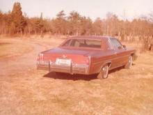 My 1977 Coupe Deville