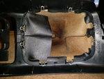 M6 Shift Console Boot repair