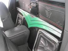 Sound Station Car audio Installs