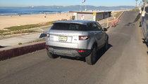 2014 Land Rover Range Rover Evoque back