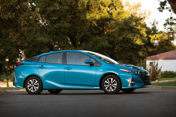 2020 Toyota Prius Prime Preview Pricing Release Date