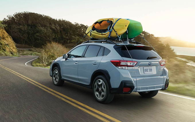 2018 Subaru Crosstrek Deals Prices Incentives Amp Leases