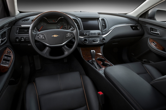 The 2018 Chevrolet Impala S Smooth Ride Ious Interior And Sleek Design Make It A Solid Contender In Full Size Sedan Cl