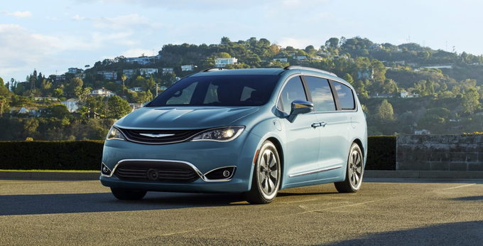2017 chrysler pacifica hybrid deals prices incentives. Black Bedroom Furniture Sets. Home Design Ideas