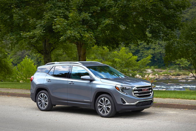 2018 gmc offers. contemporary 2018 our take 2018 gmc terrain to gmc offers