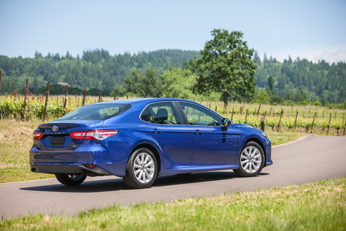 2019 Toyota Camry Deals Prices Incentives Leases Overview