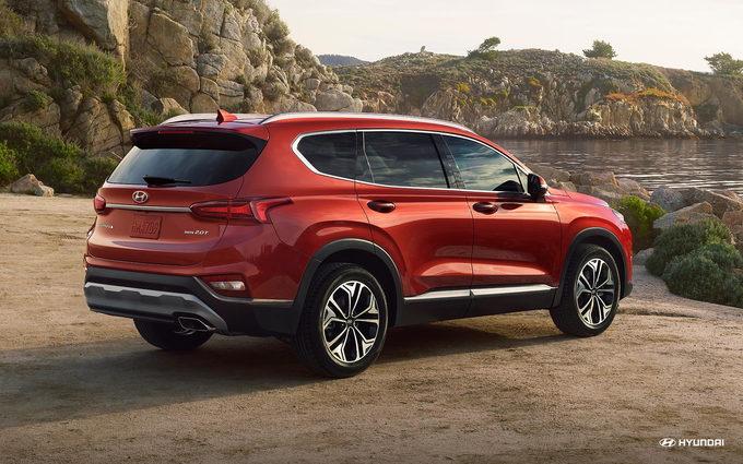2019 Hyundai Santa Fe Deals, Prices, Incentives & Leases ...