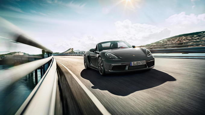 2018 Porsche 718 Boxster Deals Prices Incentives