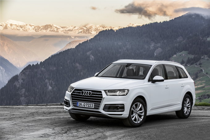 Audi Q Deals Prices Incentives Leases Overview CarsDirect - Audi lowest model