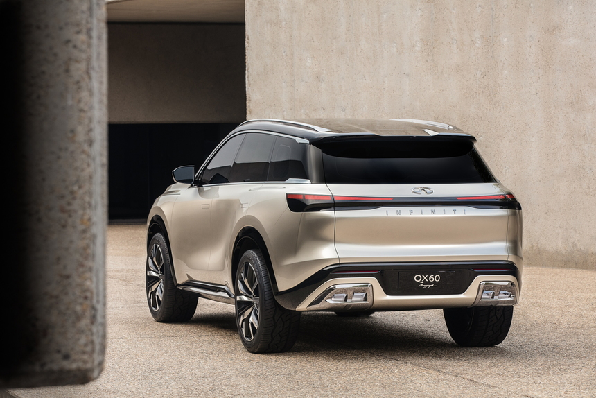 qx60 infiniti monograph concept 2022 previews prototype auto123 redesign release date gen exteriors expected interiors features identidad adelanto nueva autoblog