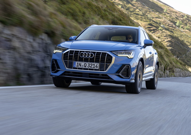 2022 audi q3: preview, pricing, release date