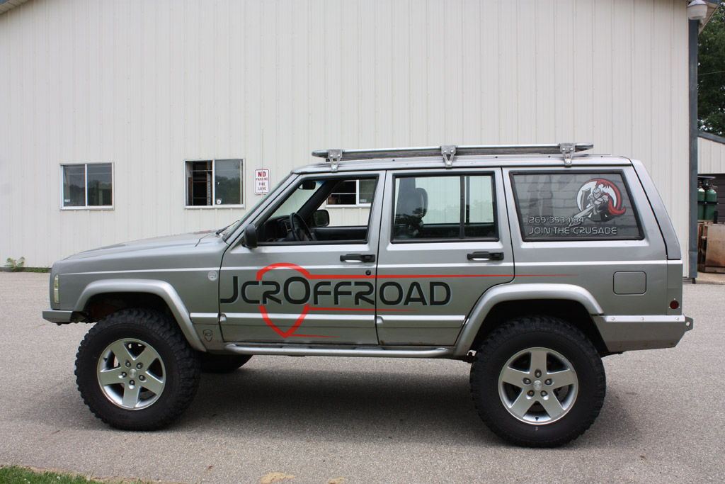 Roof Rack Basket Question Jeep Cherokee Forum