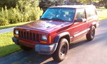 1999 Jeep Cherokee 2-door