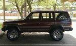 87 Jeep Cherokee