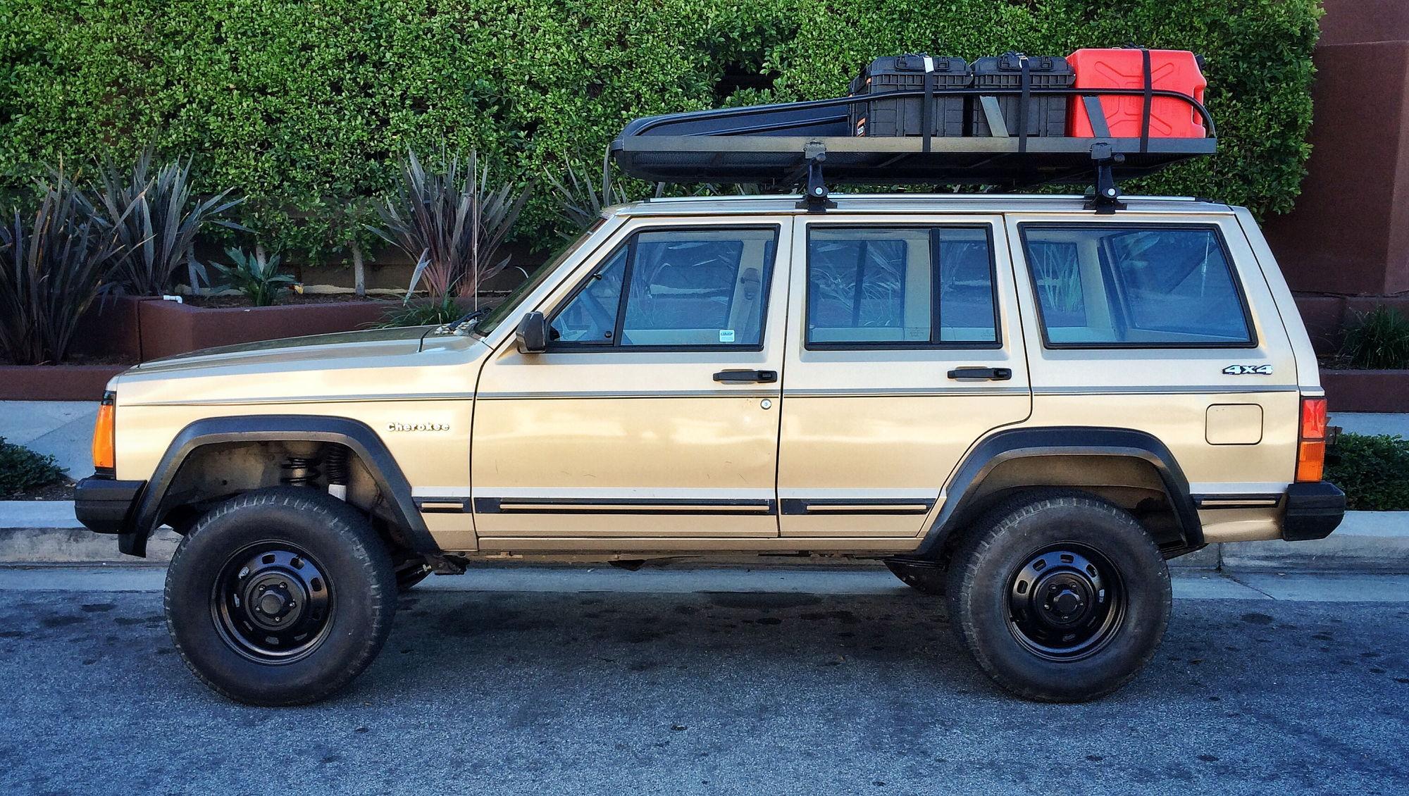 XJ Lift/Tire Setup thread - Page 57 - Jeep Cherokee Forum