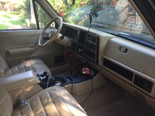 i am so lucky....interior is all original, except for new headliner
