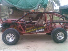 Jeep Cherokee Buggy 16 2 2012 Group 4x4 By Mte3005565