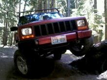 Garage - JeepJeep