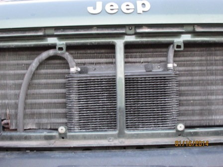trans cooler ford explorer jeep cherokee forum