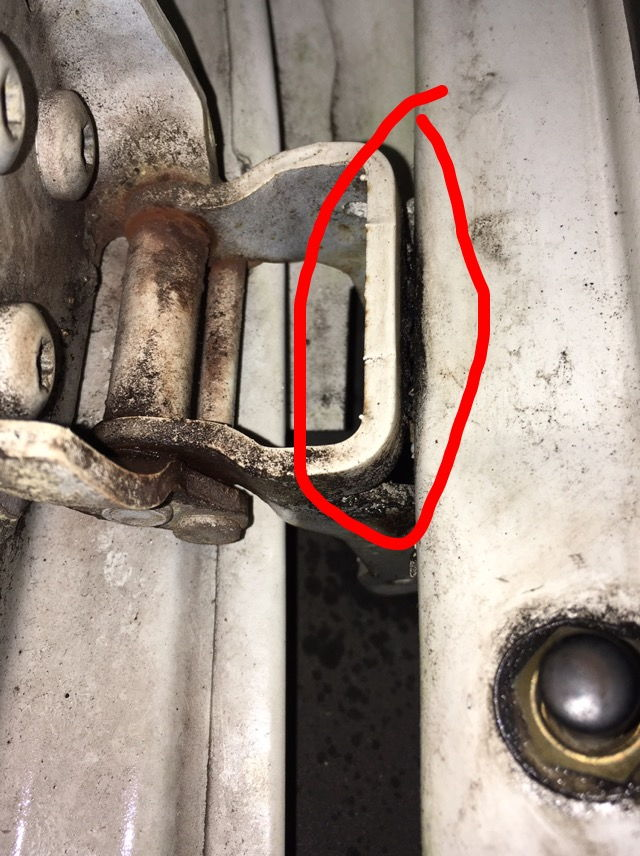 Newbie Looking For Advice On Door Hinge Fix Jeep