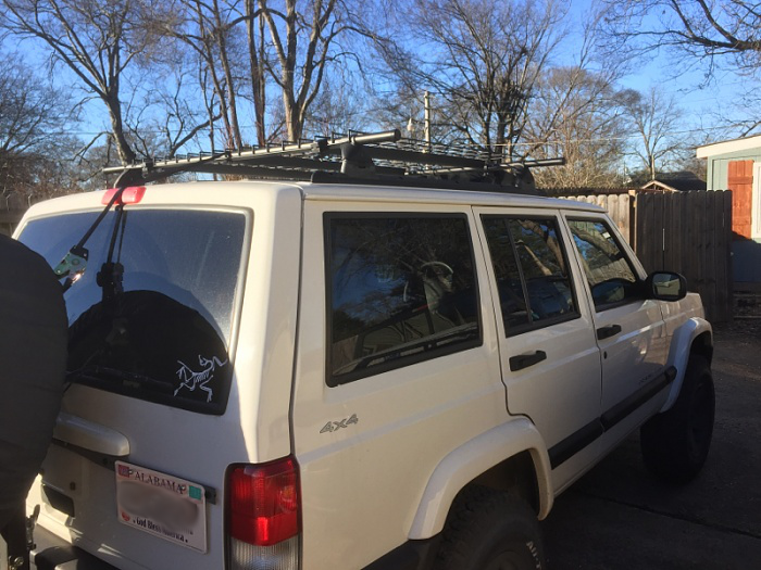Roof Rack I Need Ideas Don T Have A Roof Rack Jeep