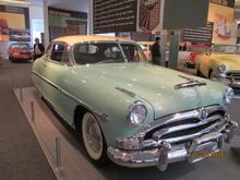 Hudson Hornet from the '50's