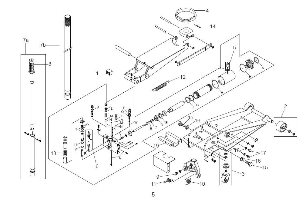 Hydraulic Bottle Jack Diagram as well Search as well Craftsman Motorcycle Jack Model 34612 Owners Manual also Walker Floor Jack Parts Diagram further Hydraulic Floor Jack Parts Diagram. on torin jack parts diagram