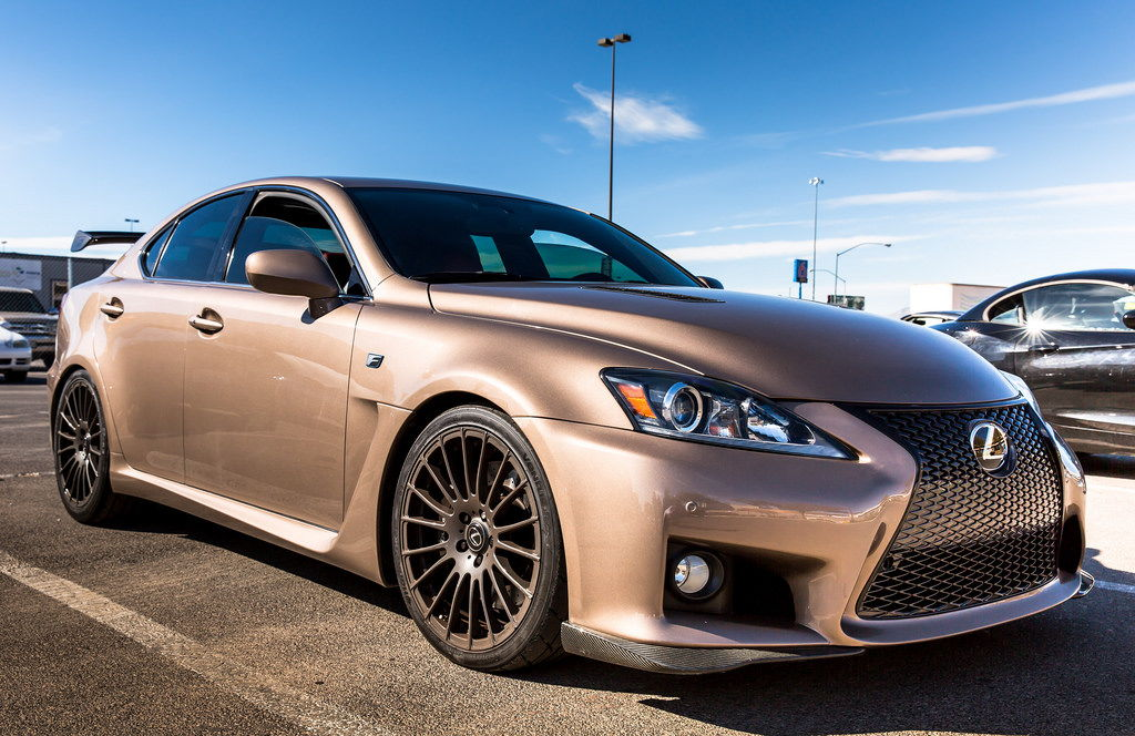 Isf With 3is Bumper Clublexus Lexus Forum Discussion