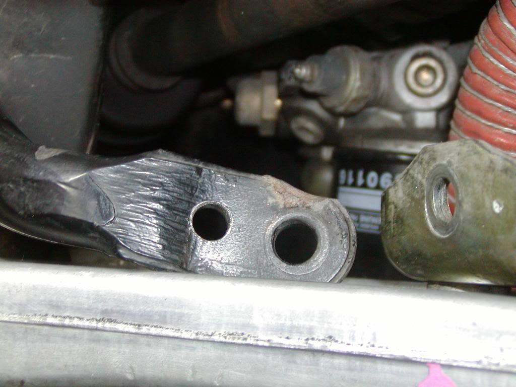 LS400 Front Swaybar modification - Your thoughts needed