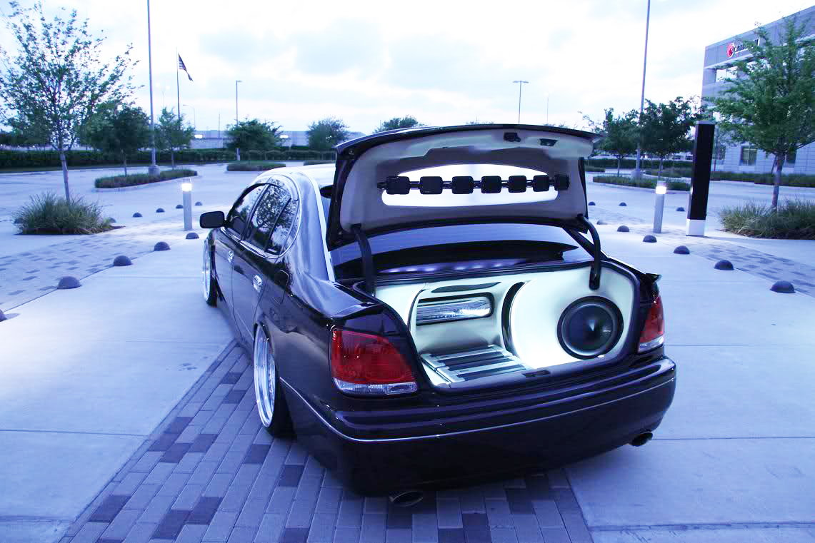 5 VIP Trunk Mods for Your Lexus - ClubLexus - Lexus Forum Discussion