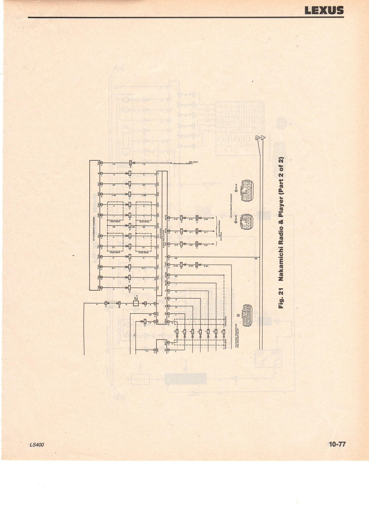 1994 Ls400 Wiring Diagrams Finally 1uzfe Swap Info Clublexus Lexus Forum Discussion