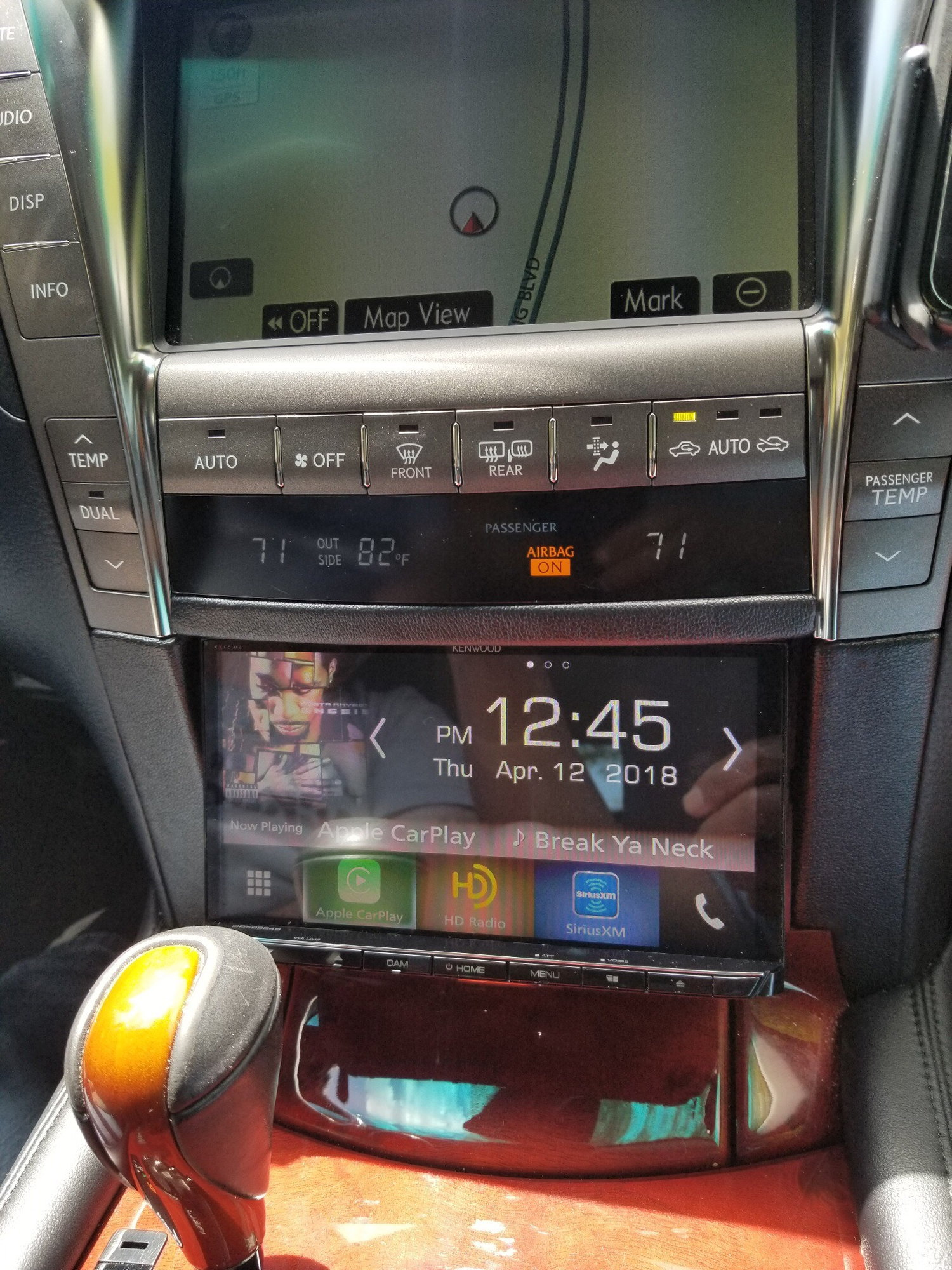 Can you add aftermarket head unit? - Page 2 - ClubLexus